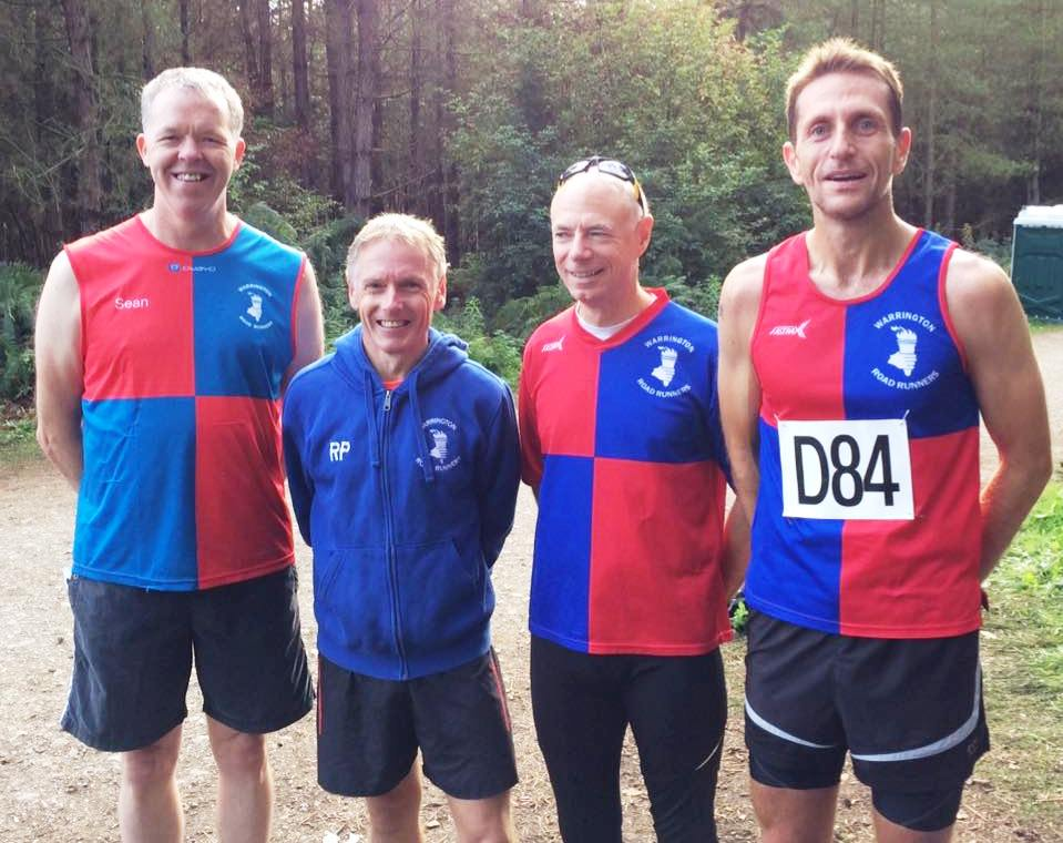 Delamere Forest Road Relays