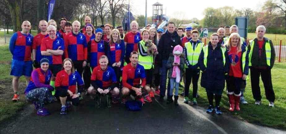 Warrington parkrun