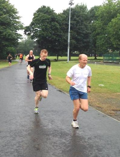 Warrington Park Run