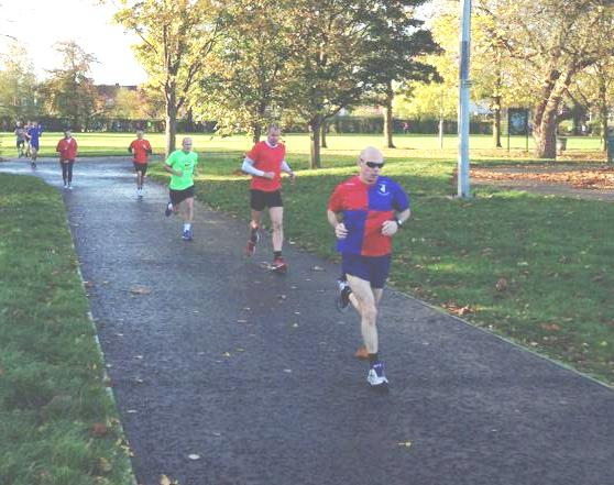 Warrington Park Run#41